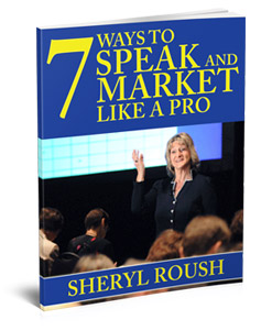 7 Ways to Speak and Market Like a Pro